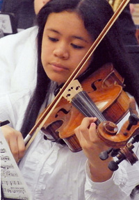 Violin Auditions - South Florida Music Educaton