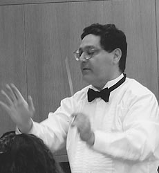 Brian Mirsky, Conductor of Repertory Strings