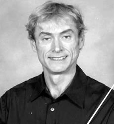 Steven Burnes, Resident Conductor, Associate Conductor, Principal Orchestra